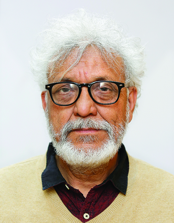 Director In-charge -Dinesh Khanna